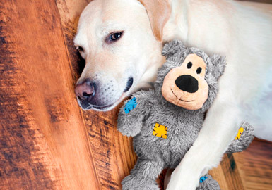 best soft toy dogs